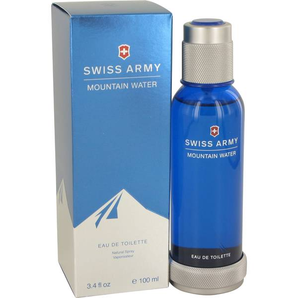 perfume Swiss Army Mountain Water Cologne