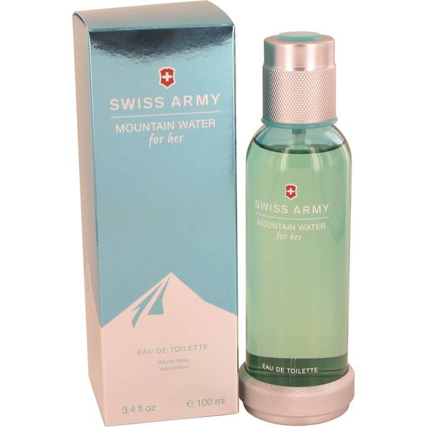 perfume Swiss Army Mountain Water Perfume