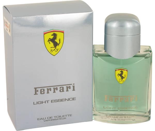 perfume Ferrari Light Essence Cologne