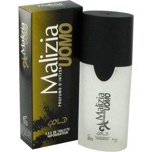 Malizia Uomo Gold Cologne, de Vetyver · Perfume de Hombre
