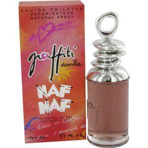 Graffiti Vanilla Perfume, de Naf Naf · Perfume de Mujer