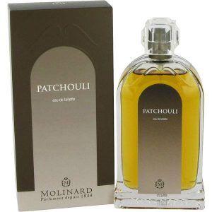 Patchouli Cologne, de Molinard · Perfume de Hombre