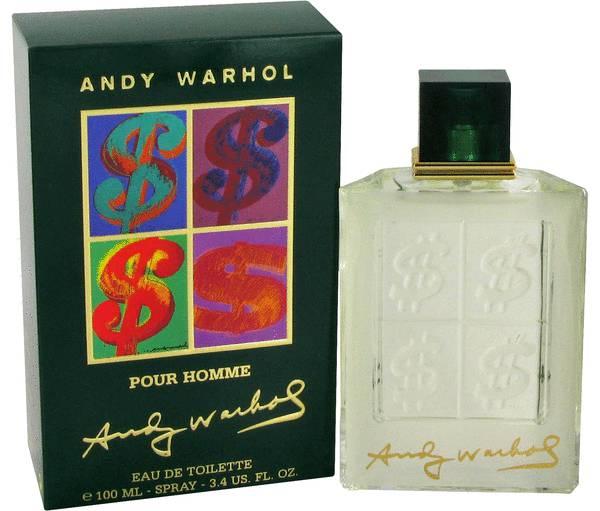 perfume Andy Warhol Cologne