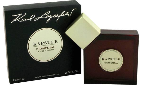 perfume Kapsule Floriental Perfume