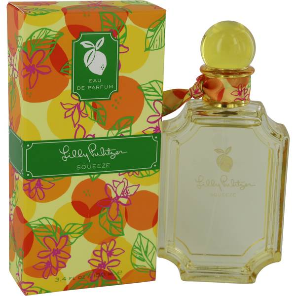 perfume Lilly Pulitzer Squeeze Perfume