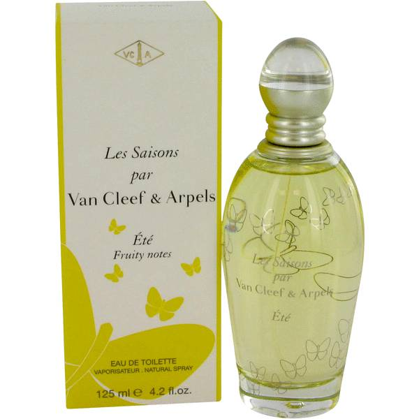 perfume Les Saisons Par Van Cleef Ete Perfume