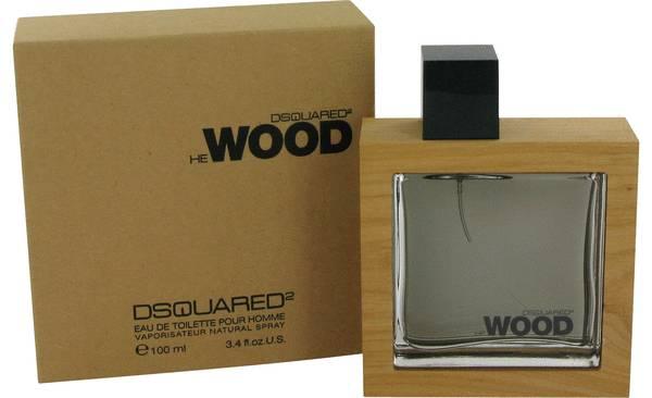 perfume He Wood Cologne