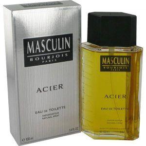 Masculin Acier Cologne, de Bourjois · Perfume de Hombre