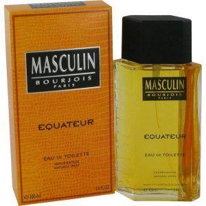 Masculin Equateur Cologne, de Bourjois · Perfume de Hombre