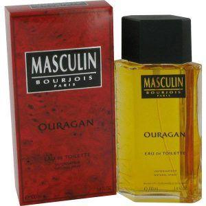 Masculin Ouragan Cologne, de Bourjois · Perfume de Hombre