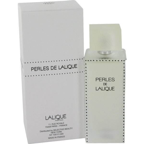 perfume Perles De Lalique Perfume