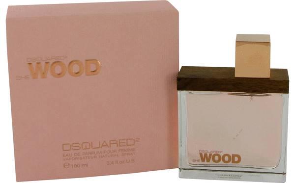 perfume She Wood Perfume