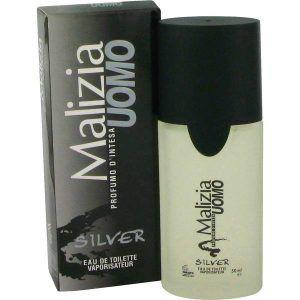 Malizia Uomo Silver Cologne, de Vetyver · Perfume de Hombre