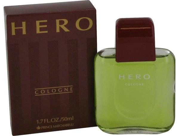 perfume Hero Cologne