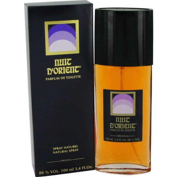 perfume Nuit D'orient Perfume