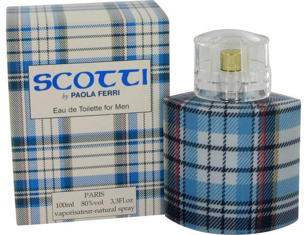 perfume Scotti Cologne