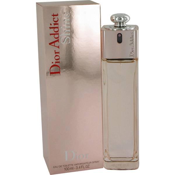 perfume Dior Addict Shine Perfume
