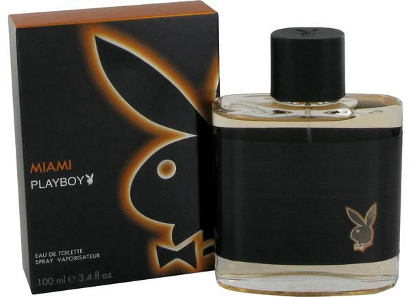 perfume Miami Playboy Cologne