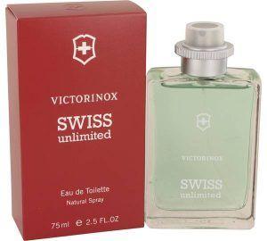 Swiss Unlimited Cologne, de Victorinox · Perfume de Hombre