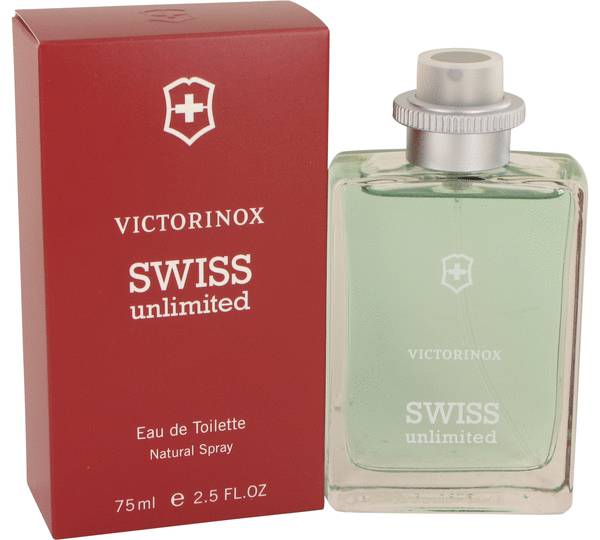 perfume Swiss Unlimited Cologne