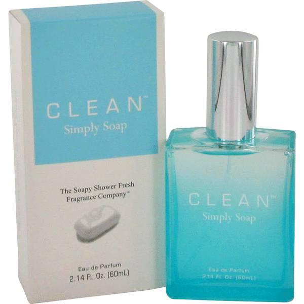 perfume Clean Simply Soap Perfume