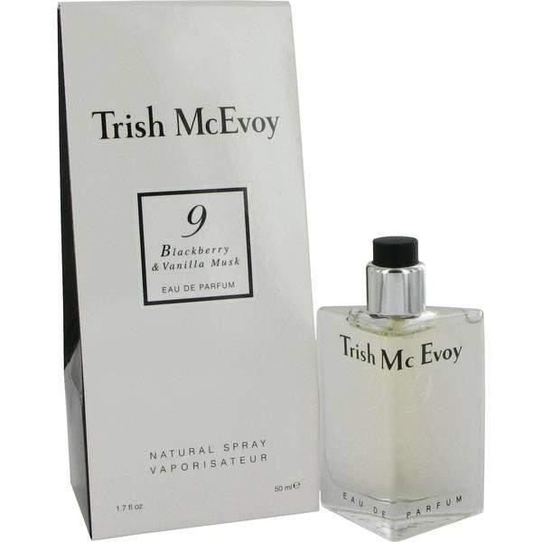 perfume Trish Mcevoy 9 Blackberry & Vanilla Musk Perfume