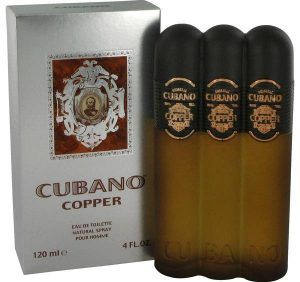 Cubano Copper Cologne, de Cubano · Perfume de Hombre