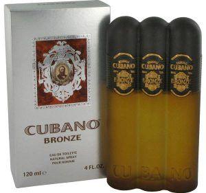 Cubano Bronze Cologne, de Cubano · Perfume de Hombre