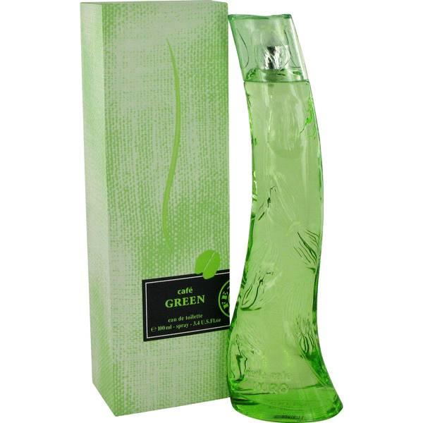 perfume Café Green Perfume
