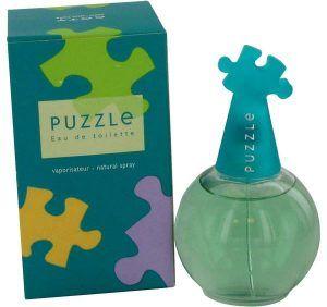 Puzzle Perfume, de Coty · Perfume de Mujer