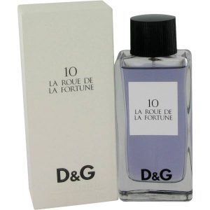 La Roue De La Fortune 10 Perfume, de Dolce & Gabbana · Perfume de Mujer