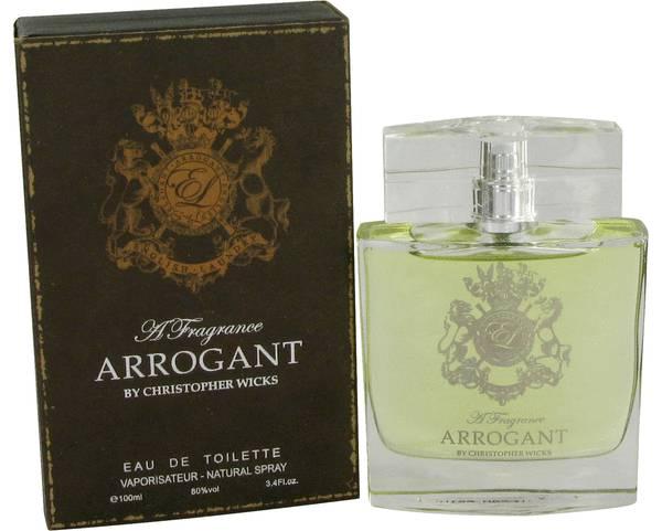 perfume Arrogant Cologne