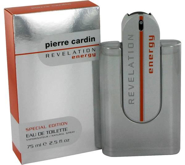 perfume Pierre Cardin Revelation Energy Cologne