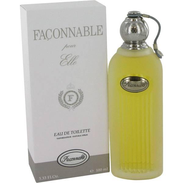 perfume Faconnable Pour Elle Perfume