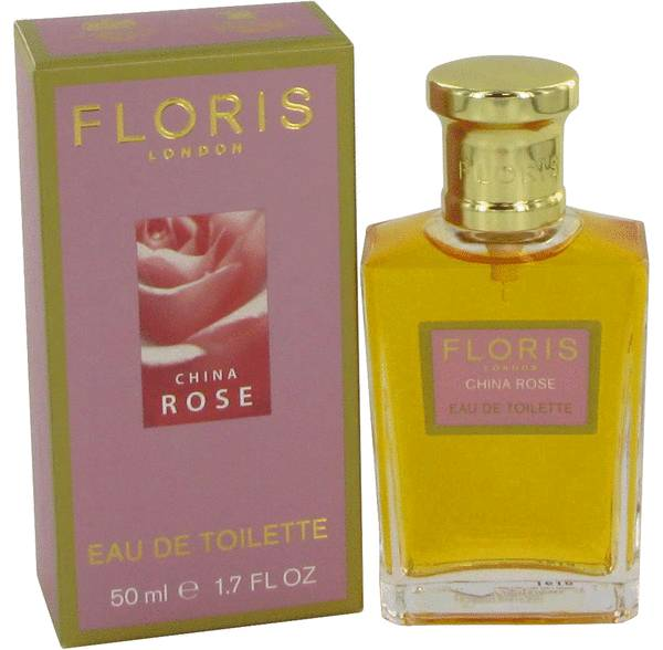 perfume Floris China Rose Perfume