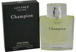 Champion Cologne, de Lovance · Perfume de Hombre