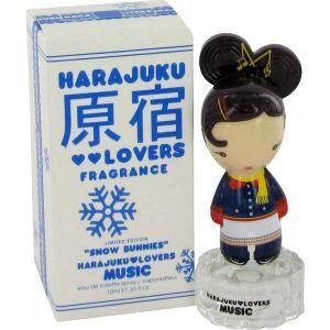 Harajuku Lovers Snow Bunnies Music Perfume, de Gwen Stefani · Perfume de Mujer