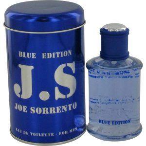 Joe Sorrento Blue Cologne, de Jeanne Arthes · Perfume de Hombre