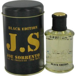 Joe Sorrento Black Cologne, de Jeanne Arthes · Perfume de Hombre
