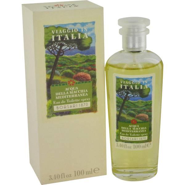perfume Acqua Della Macchia Mediterranea Perfume
