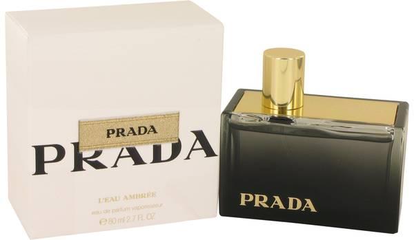 perfume Prada L'eau Ambree Perfume