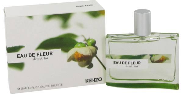 perfume Kenzo Eau De Fleurs Tea Perfume