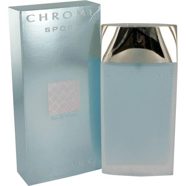 perfume Chrome Sport Cologne