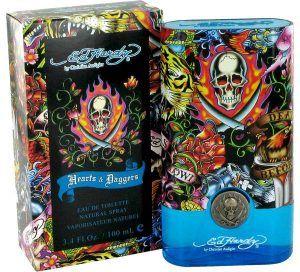 Ed Hardy Hearts & Daggers Cologne, de Christian Audigier · Perfume de Hombre
