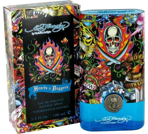 perfume Ed Hardy Hearts & Daggers Cologne