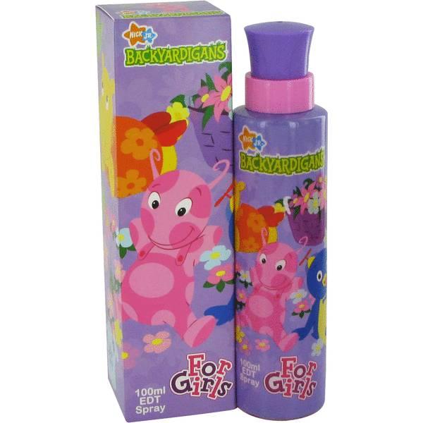 perfume Backyardigans Perfume