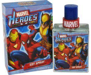 Heroes Cologne, de Marvel · Perfume de Hombre