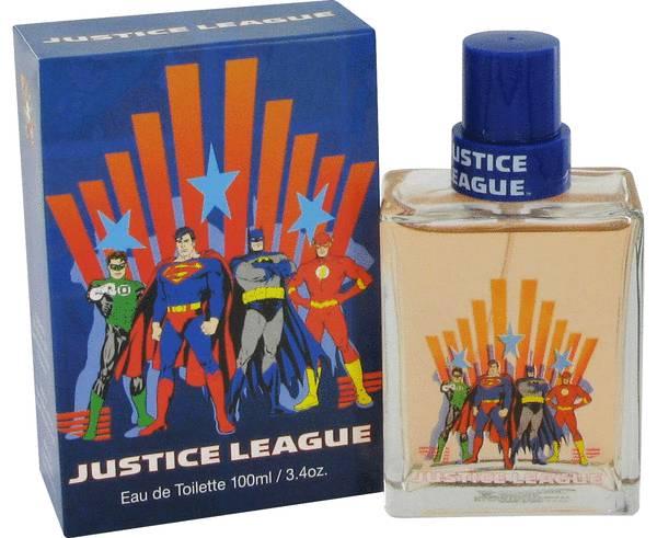 perfume Justice League Cologne