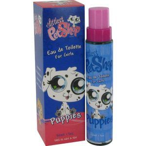 Littlest Pet Shop Puppies Perfume, de Marmol & Son · Perfume de Mujer