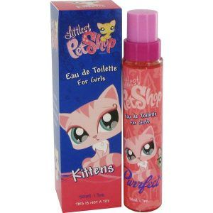 Littlest Pet Shop Kittens Perfume, de Marmol & Son · Perfume de Mujer